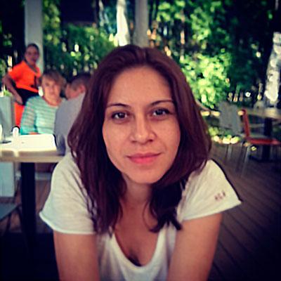 Лилия Орехова