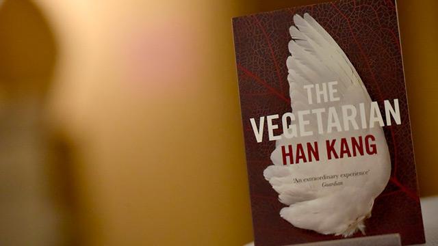 Вегетарианка - победитель Международной Букеровской премии