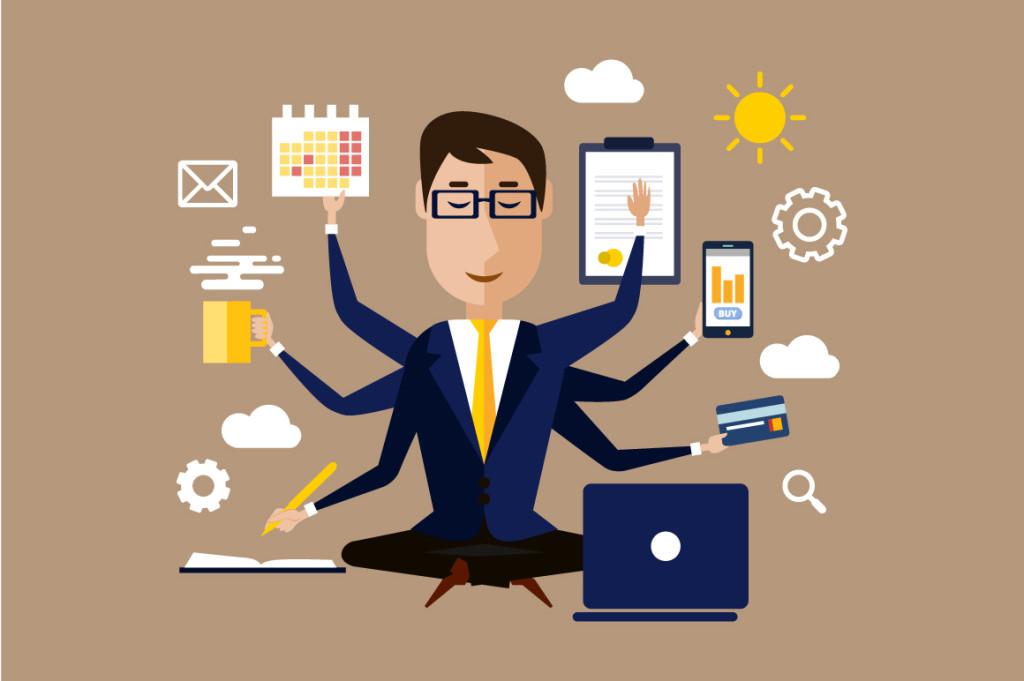Миф Multitasking - Как и зачем практиковать Mindfulness в рабочее время
