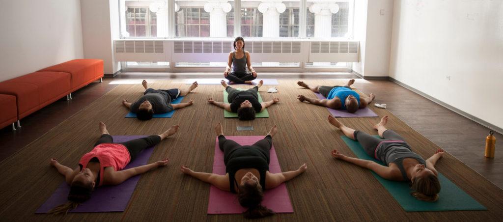 yogaco корпоративная йога